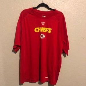 Reebok NFL Chiefs T Shirt